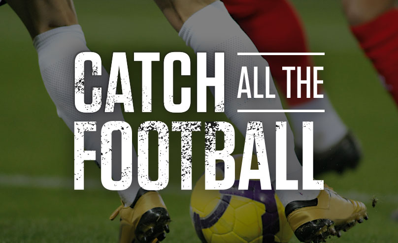 Watch Football at Tennent's Bar