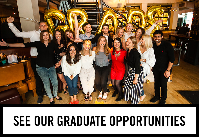 Graduate opportunities at Tennent's Bar